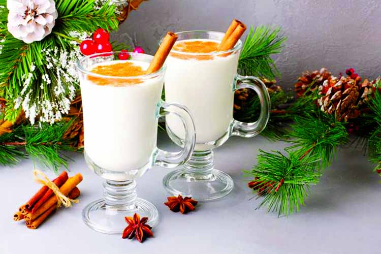 If you are in the mood to prepare some eggnog at home, then we have your back. Here are some easy eggnog recipes you can easily whip up Eggnog with bourbon