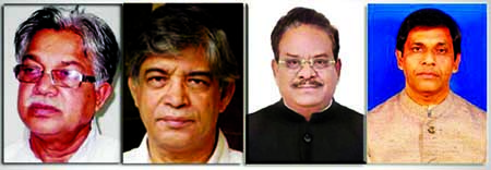 New faces in Cabinet