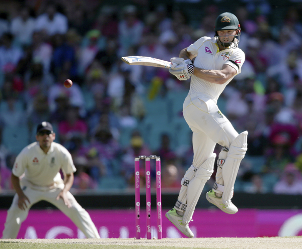 Khawaja leads the way as Australia pull away from England