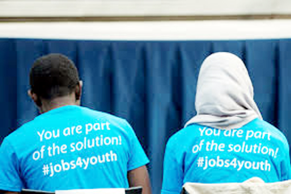 Tackling youth unemployment and the skills gap