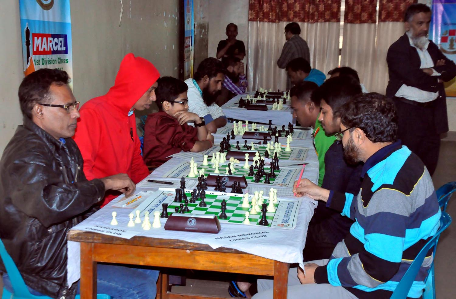 Esoft Arena CC bags Div-I Chess title - The New Nation
