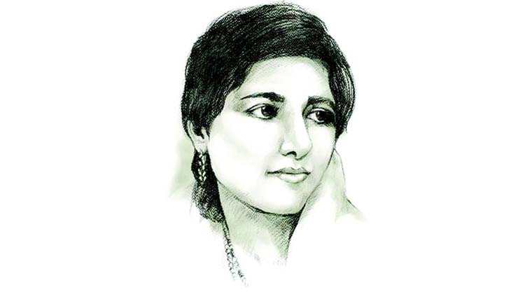 The story of Nilina Sen, who was barred from her beloved thumri, but who found a way back to the music