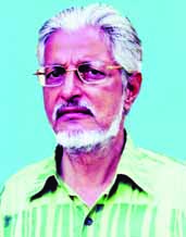 Death anniv  of journalist  Eqbal Rezvi  today