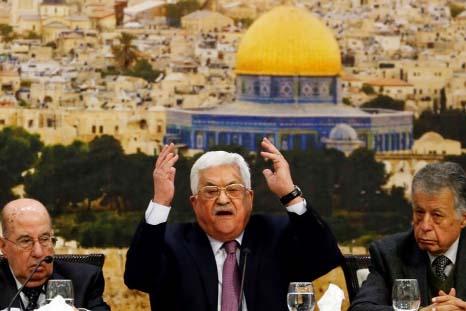 Palestinians meet to respond to Trump's 'slap of the century'