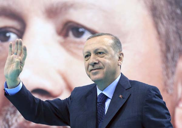 We will `strangle` US-backed force in Syria `before it`s even born`: Erdogan