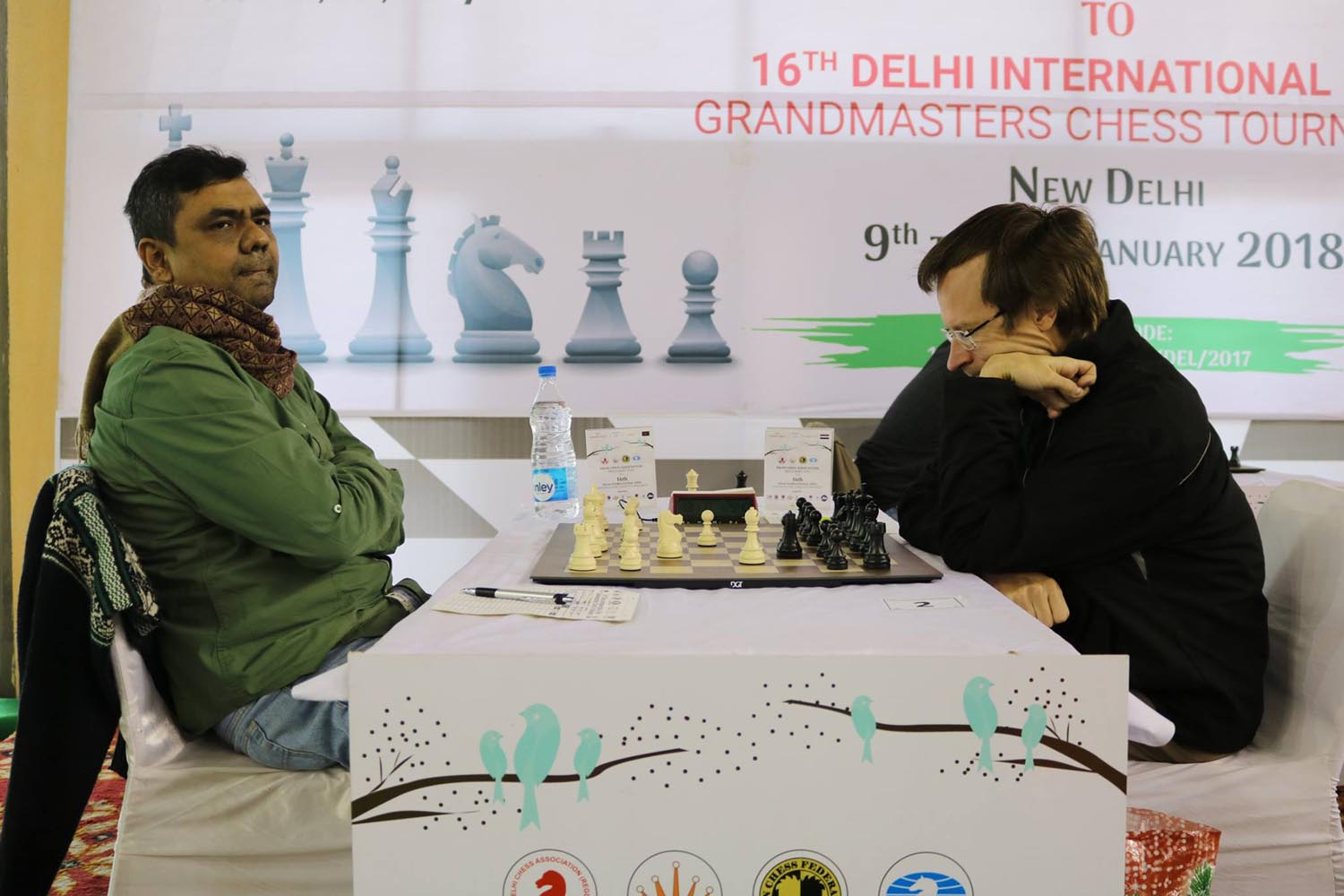 Zia finishes runner-up in Delhi Open Rating Chess