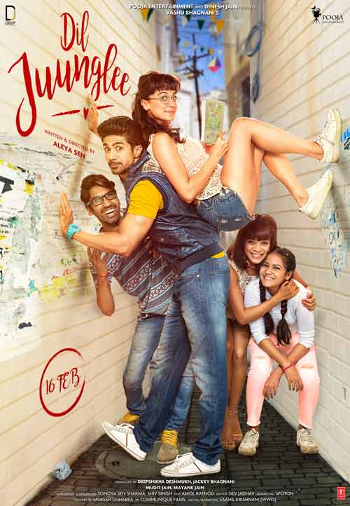 It`s time to get Juunglee with `Dil Juunglee` gang
