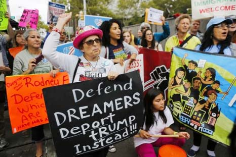 Immigration tensions roil US Congress as shutdown looms