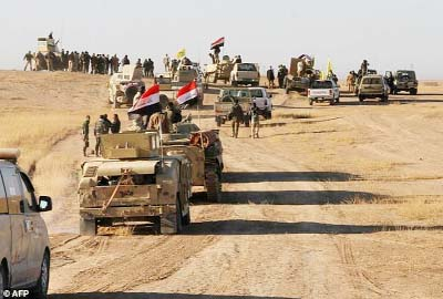 IS poses threat to Iraq one month after `liberation`