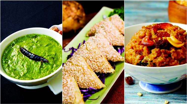 Lohri celebrations with these recipes