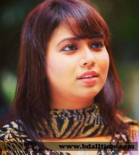 Bhabna appearing as a novelist