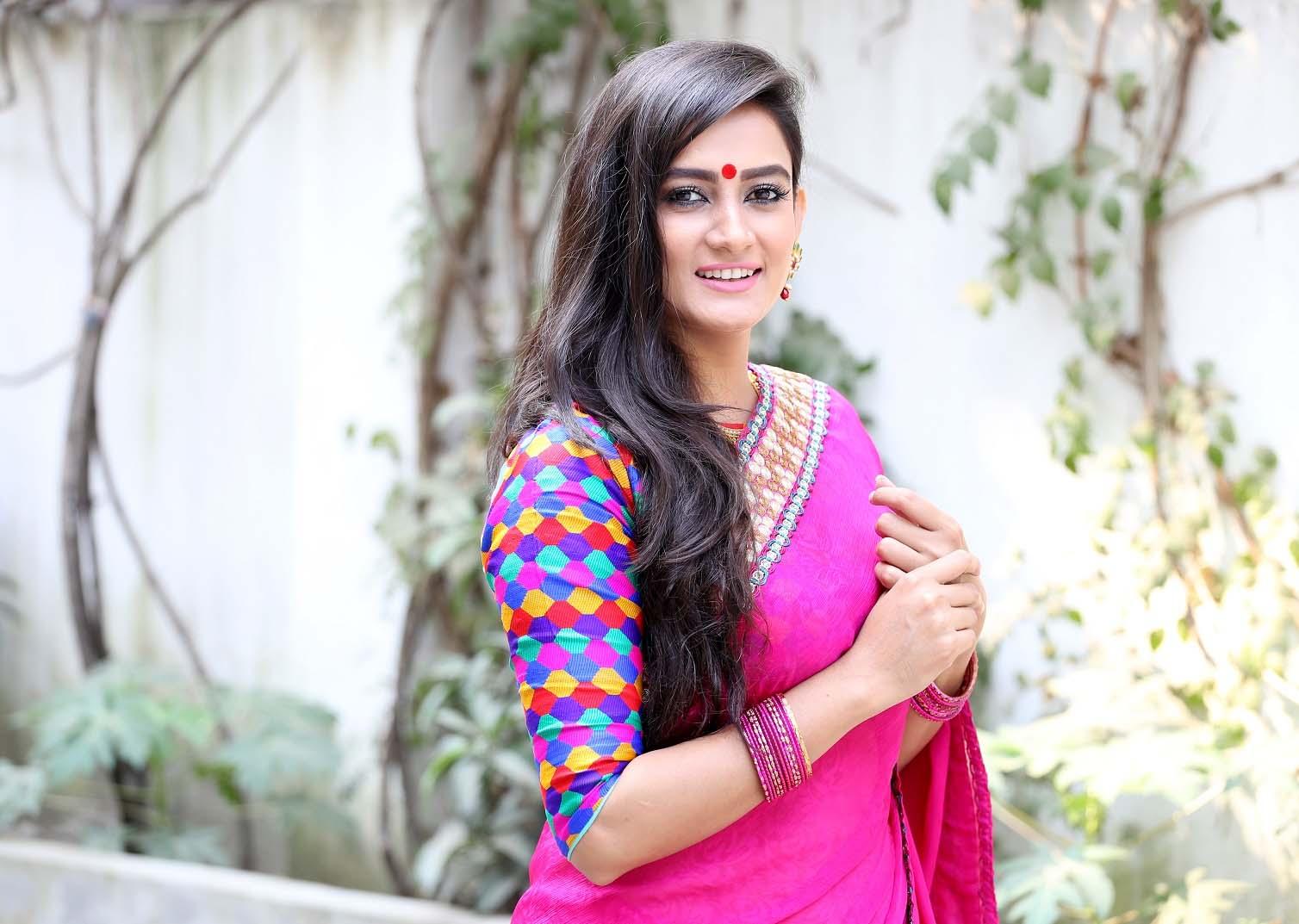 Aparna in psychological thriller film