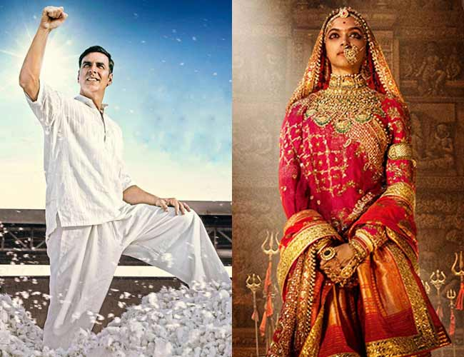 PadMan - Padmaavat clash averted, PadMan shifts its release date
