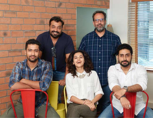 Manmarziyaan to go on floors soon