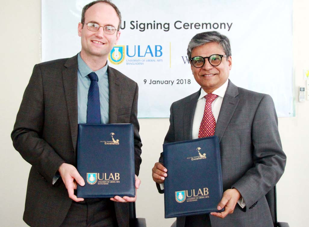 ULAB inks deal with US university