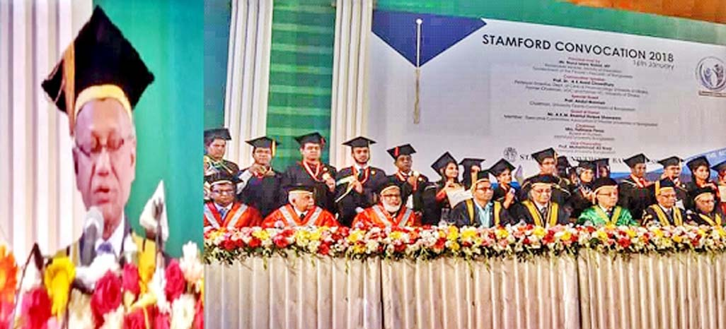 SUB 3rd Convocation held