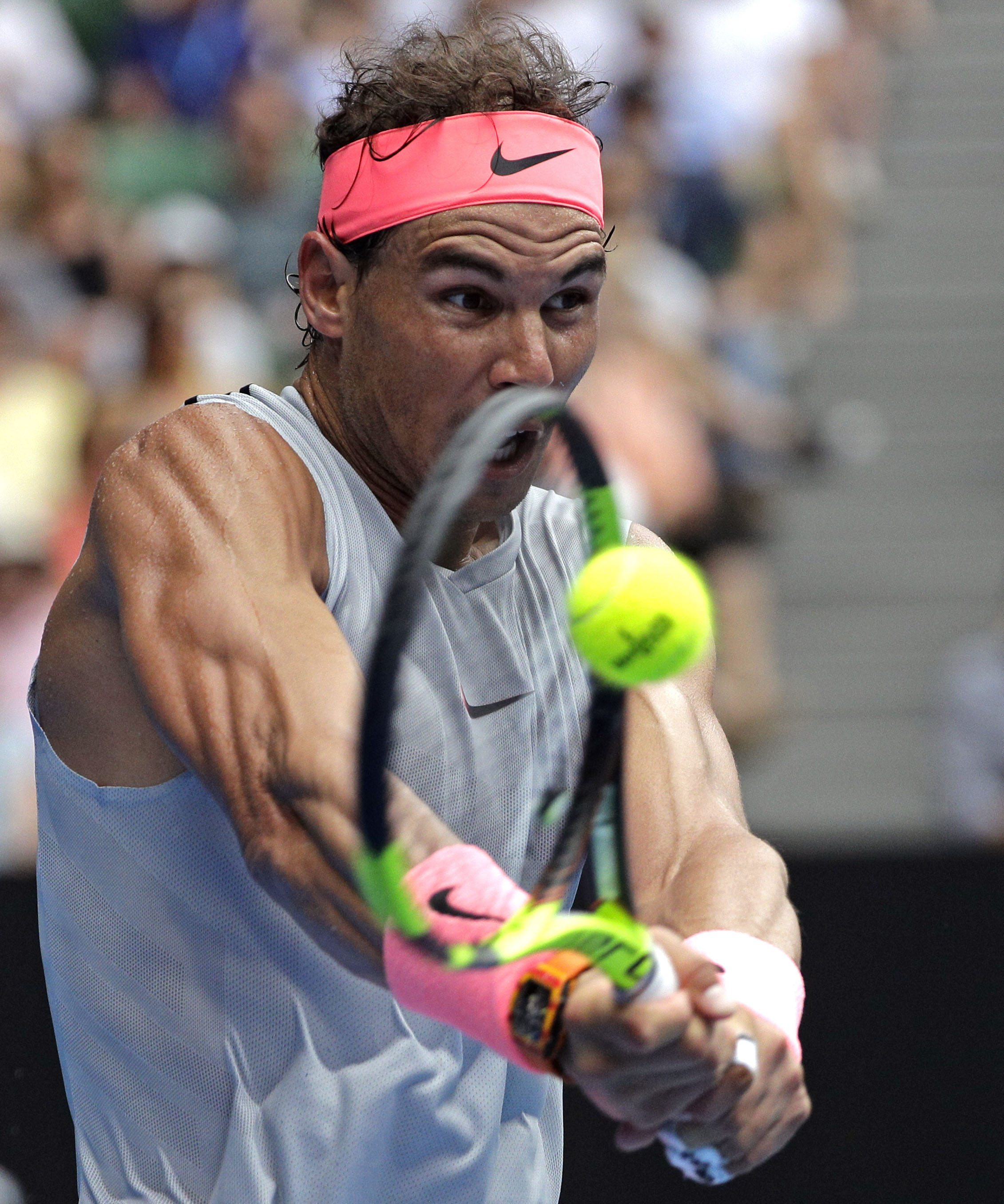 Nadal fights off gutsy Schwartzman to reach quarters
