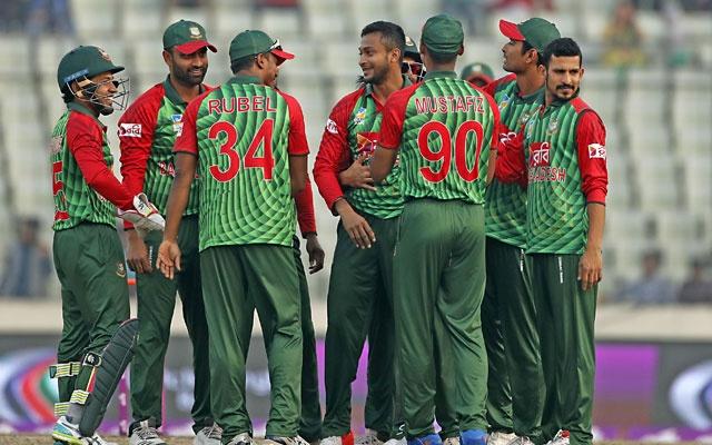 Tamim, Shakib fire Bangladesh to 91-run win against Zimbabwe