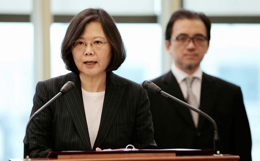 Taiwan President does not exclude possibility of China attack