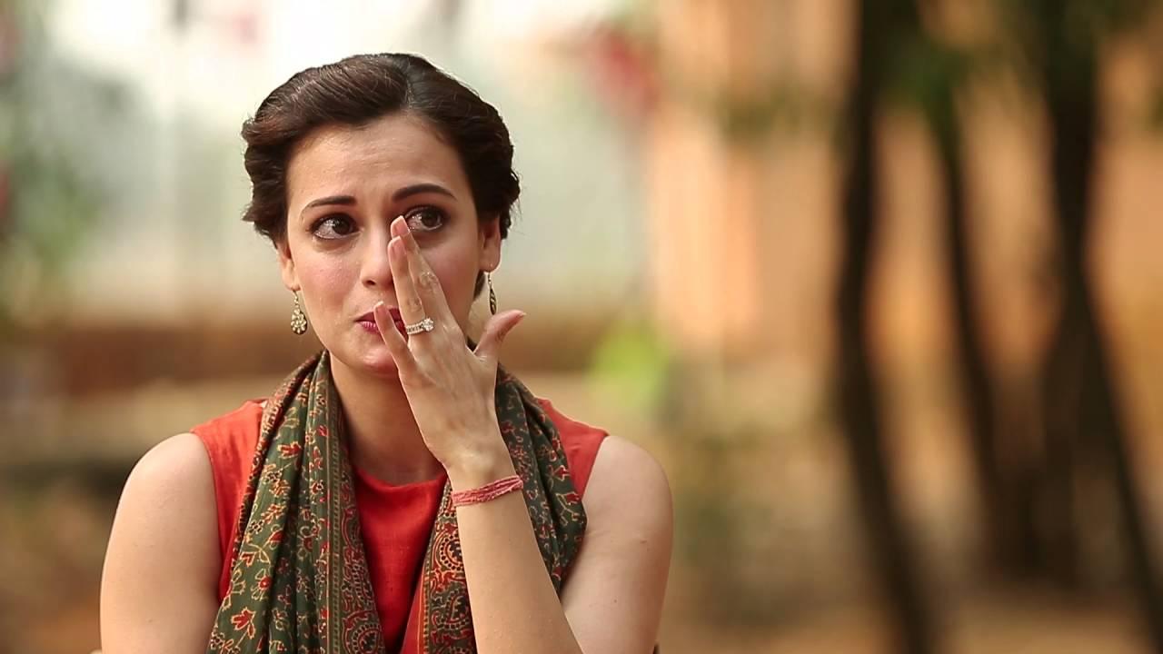 On Valentine's Day, Dia Mirza broke up!