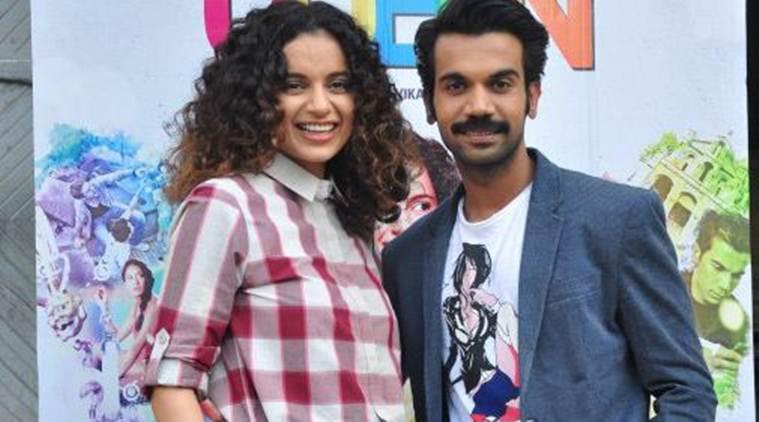Four years after Queen, Rajkummar Rao and Kangana Ranaut set to reunite for a thriller