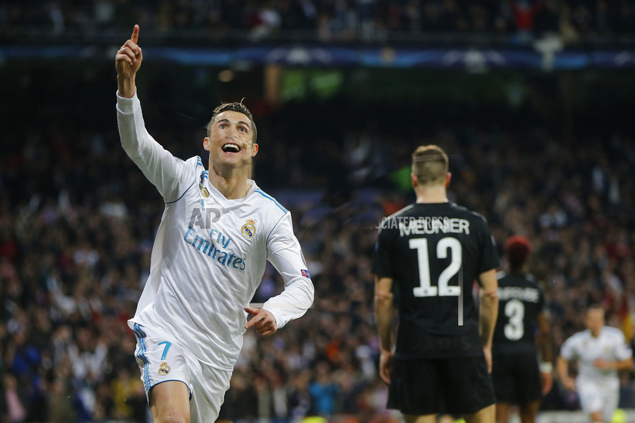 Delight for Ronaldo after match-winning display against PSG