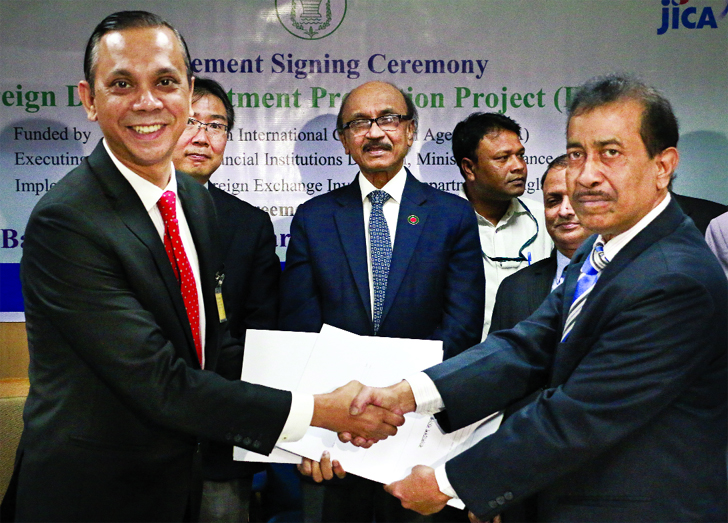 IPDC Finance, BB sign participatory agreement