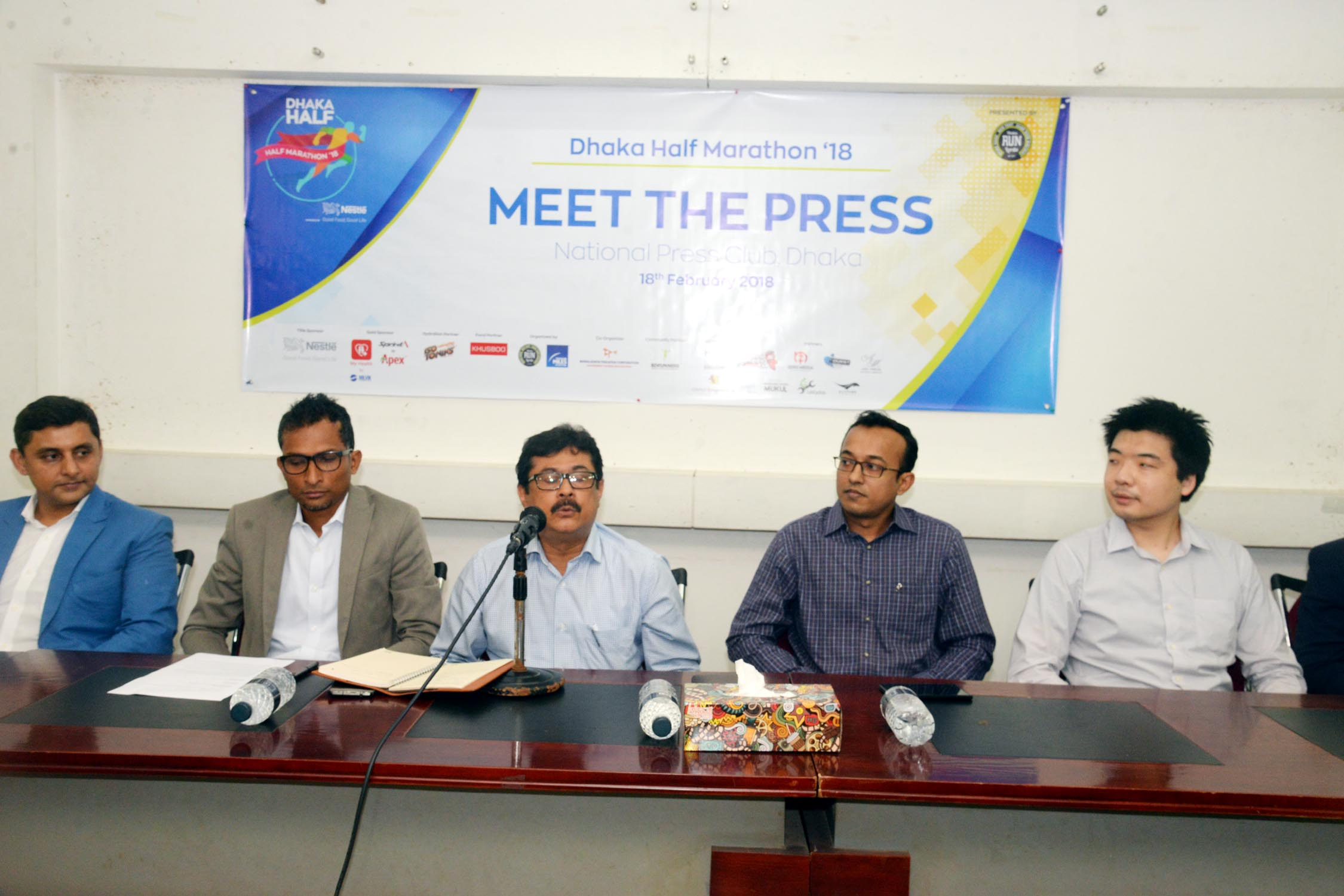 Dhaka Half Marathon to be held on March 2