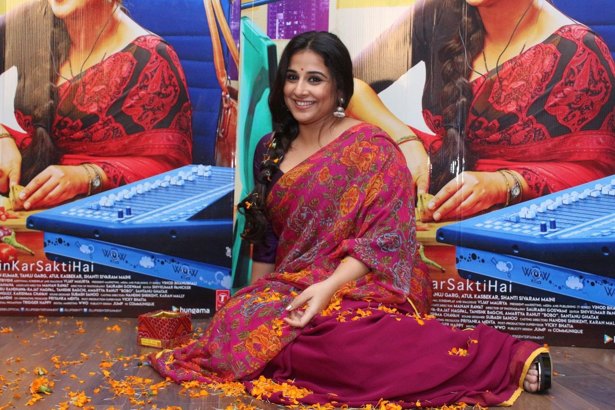 Every film that I have done has had a purpose in my life : Vidya Balan