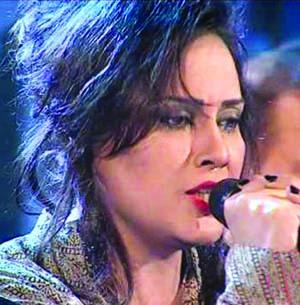 Singer Sabah Tani found dead at her residence