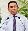 Maldives President seeks approval to extend state of emergency