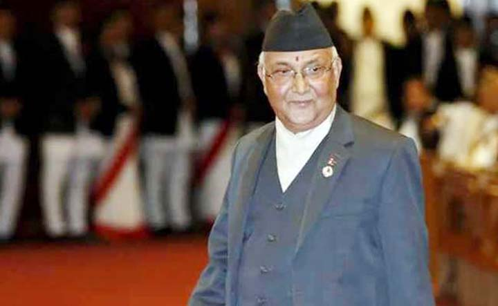 Nepal wants to deepen ties with China: K P Oli