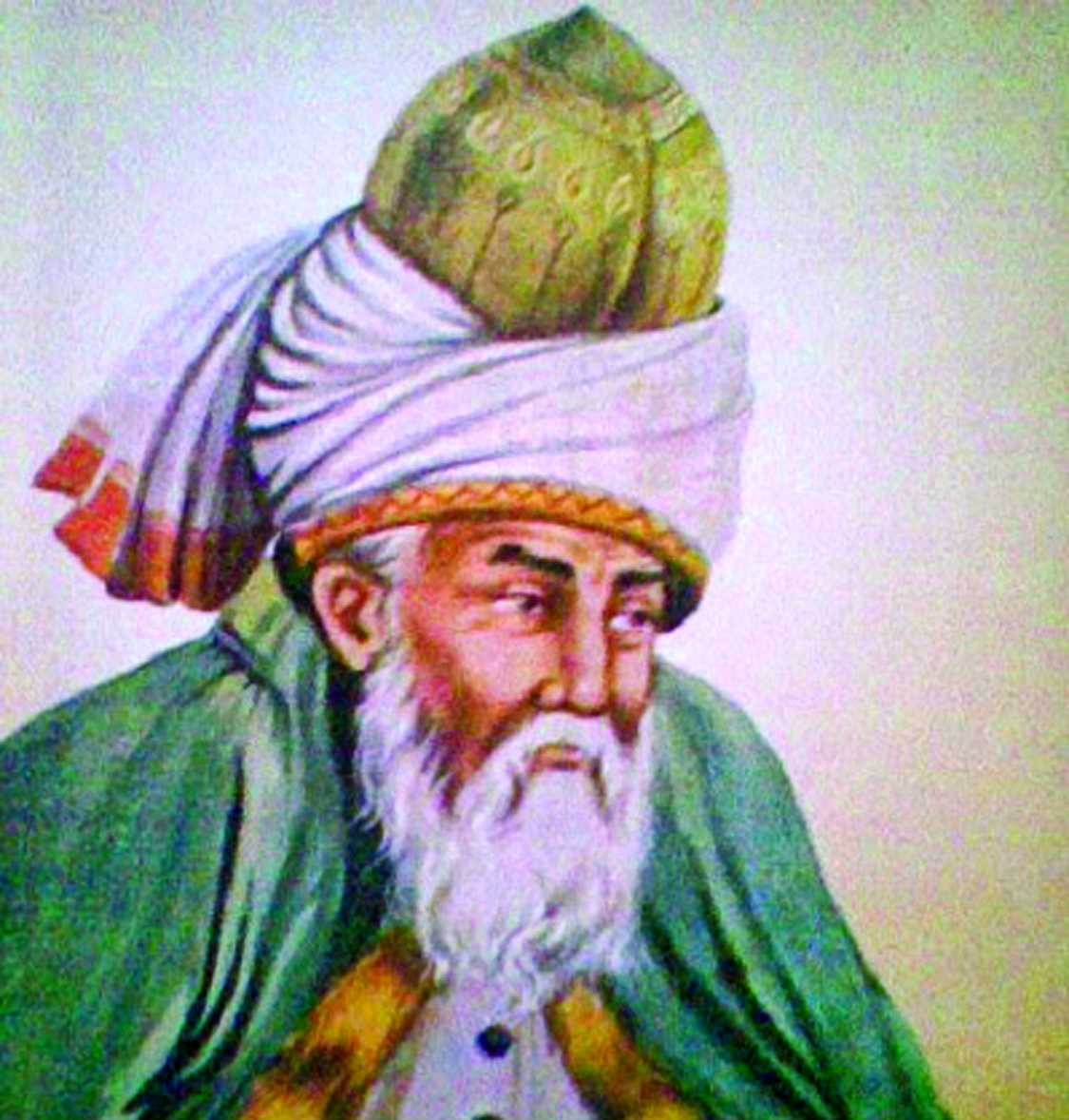 World poet Moulana Rumi