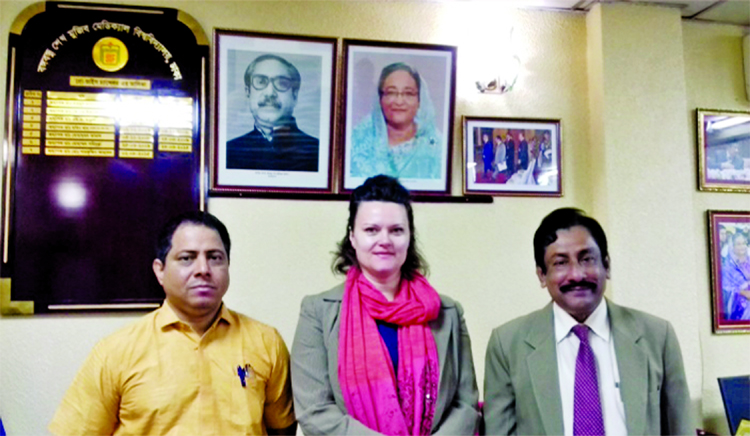Bangladesh will be Fistula free: Bethany Cole
