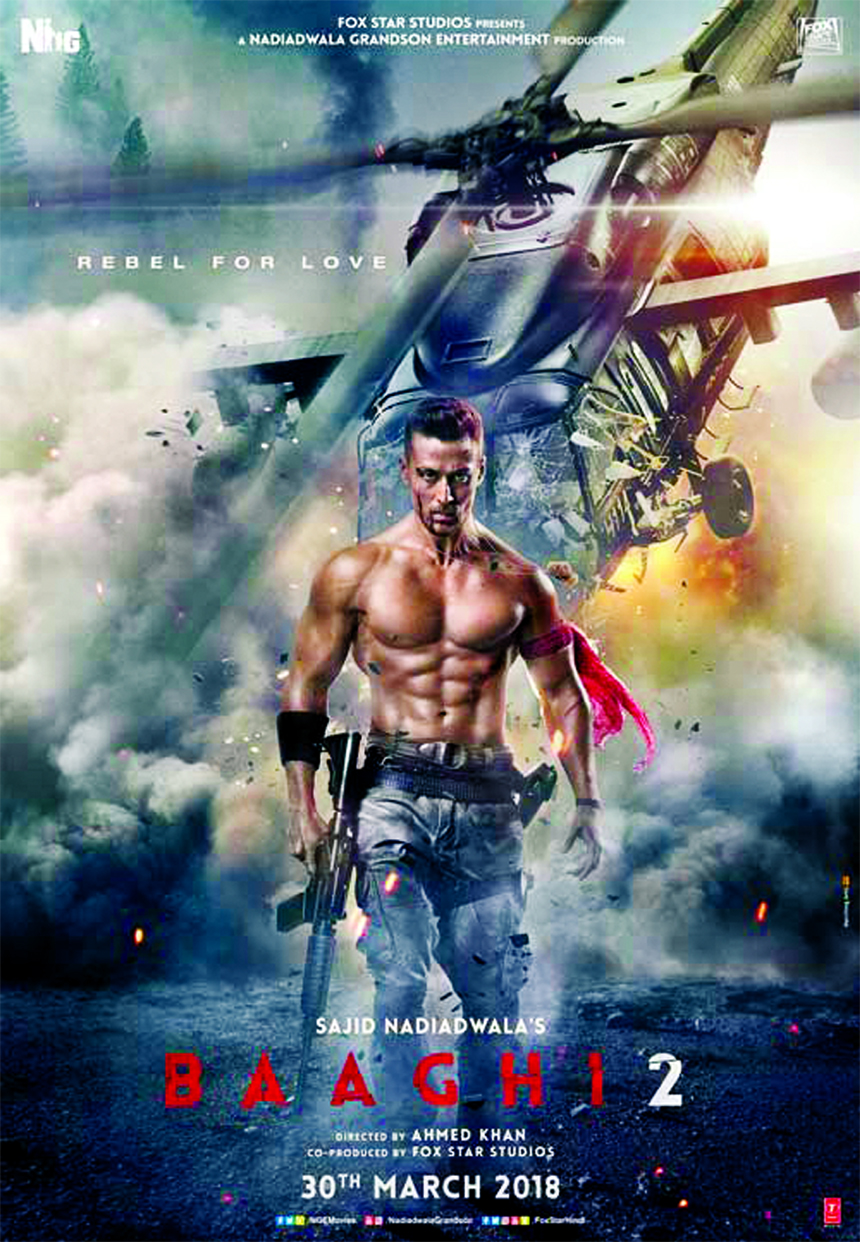 Tiger Shroff is a superhero without the cape: Ahmed Khan