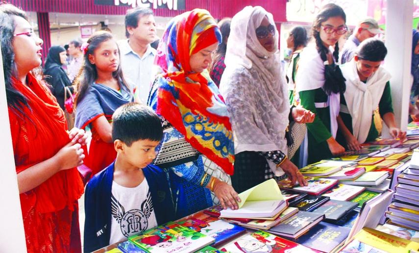 Book sale rises
