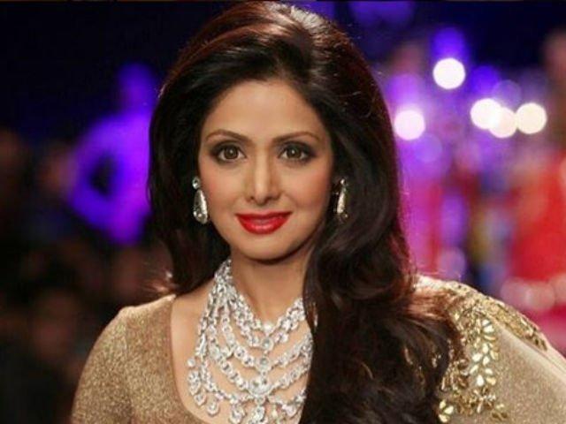 Veteran actress Sridevi dies of cardiac arrest
