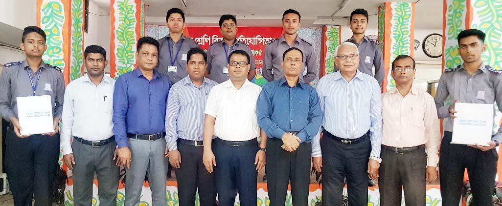 Milestone College presents Digital Bangladesh idea