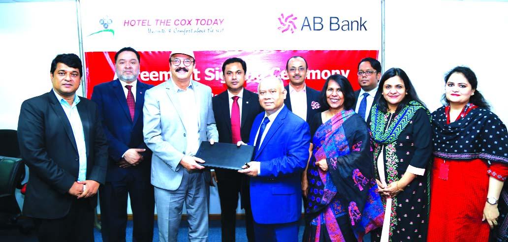 Moshiur Rahman Chowdhury, Managing Director of AB Bank Limited and ...