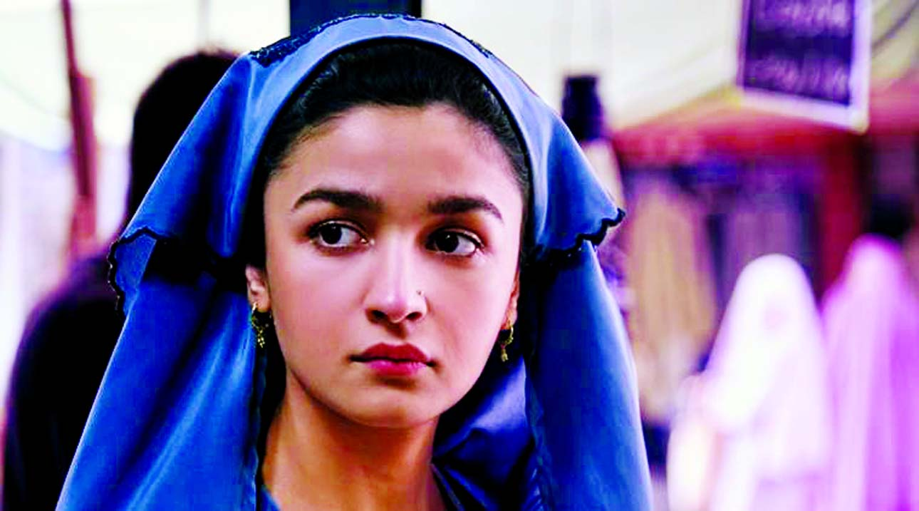 Meet Alia Bhatt as the burkha-clad Sehmat