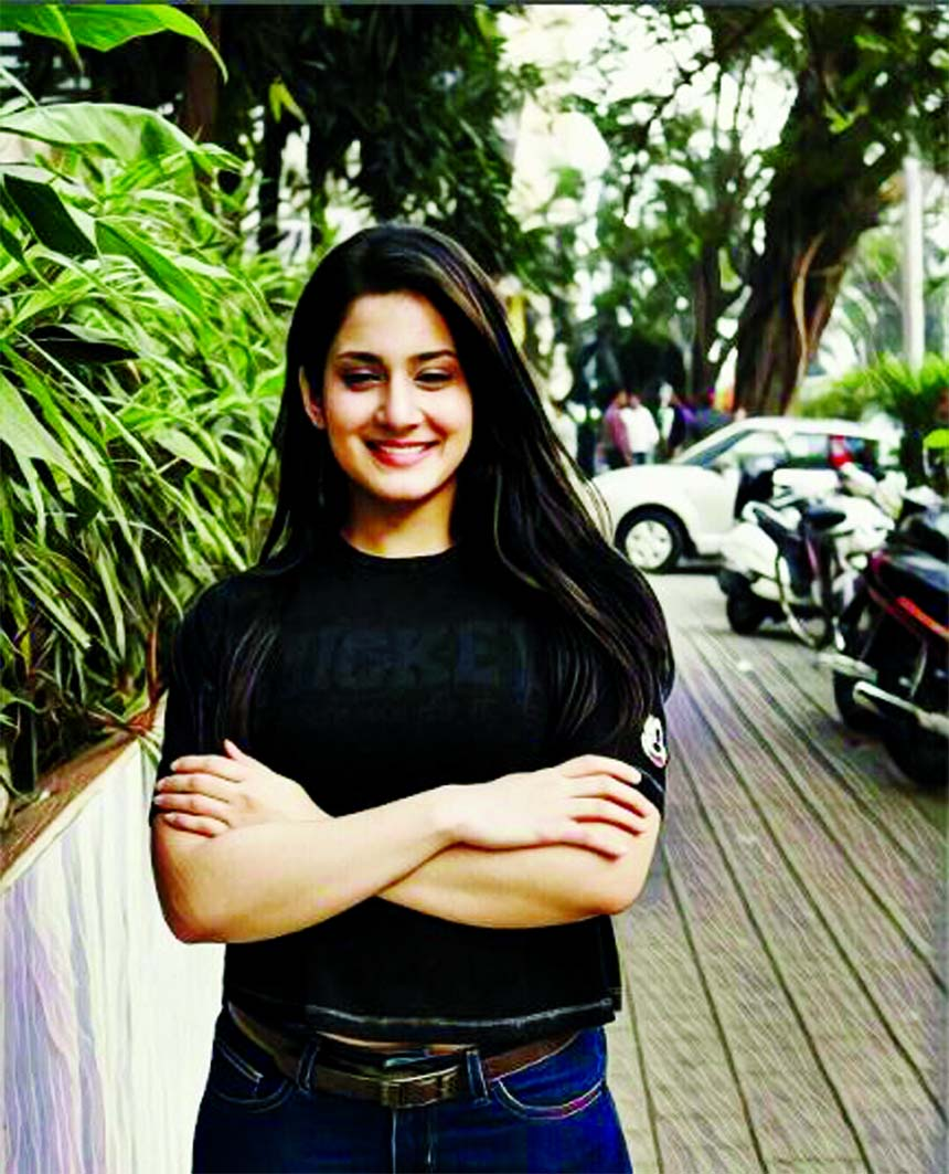 Have been extremely lucky to play varied shades in one show: Aditi Rathore