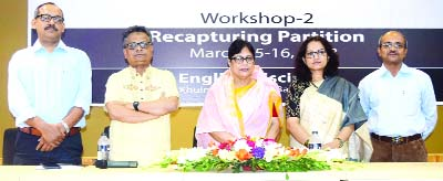 KHULNA UNIVERSITY: A two-day long workshop organised by KU English Department was held on Thursday.