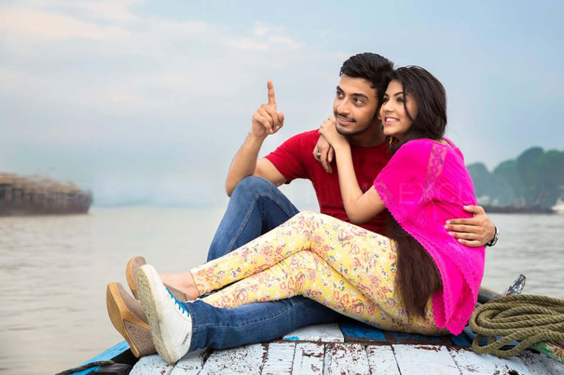 Bonny and Rittika share their secret hobbies ahead of 'Raja Rani Raji' release