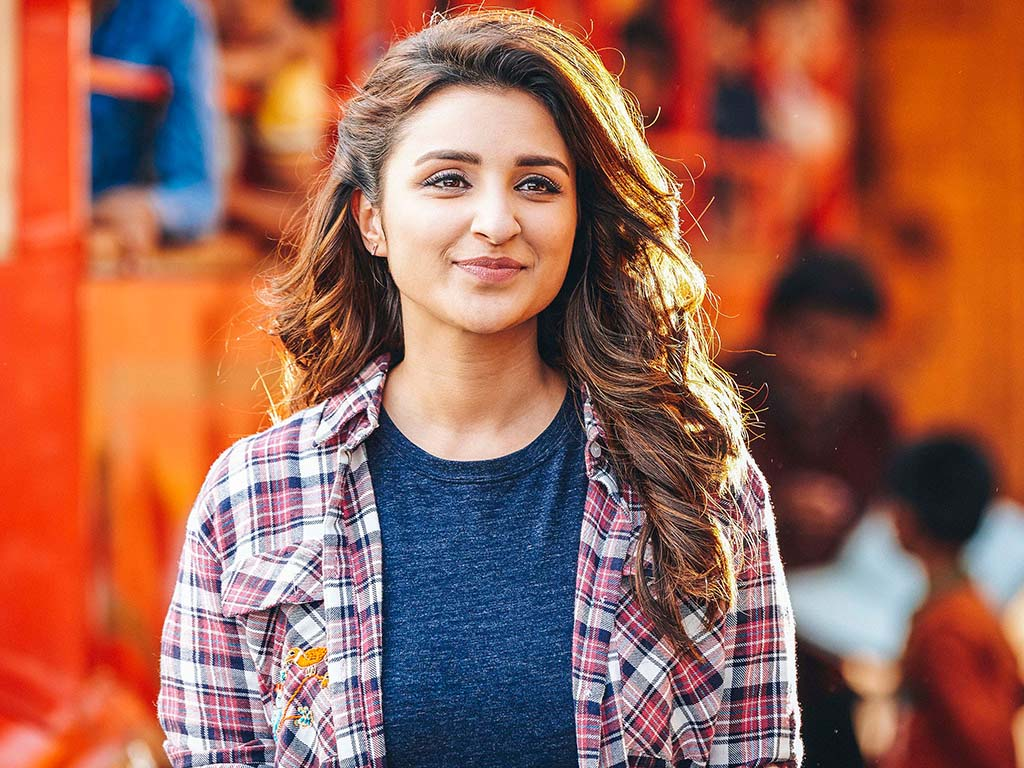 Parineeti was forced to take a massage!