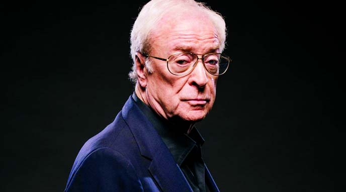 Michael Caine on Woody Allen: I wouldn't work with him again