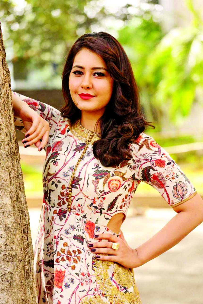 Raashi Khanna was unsure about her character in 'Tholi Prema'