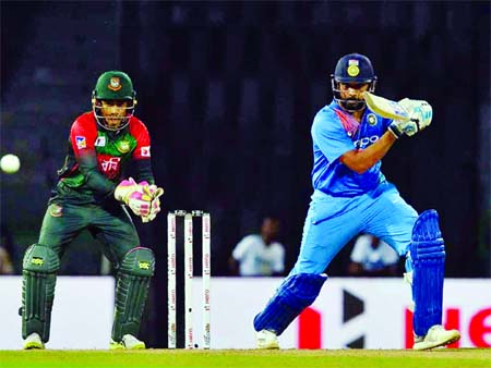 India emerge as champions