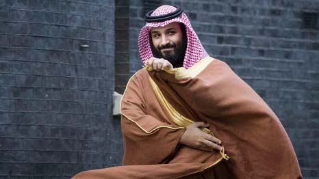 Only death can stop me from ruling: Crown Prince