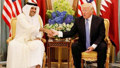 Qatar asks US to probe financial manipulation by UAE