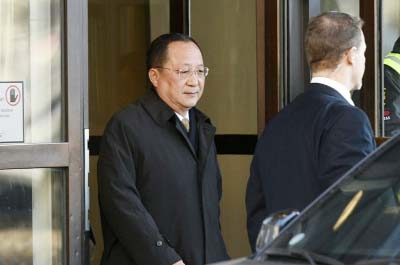 N. Korea `in talks to free US detainees` as diplomacy escalates